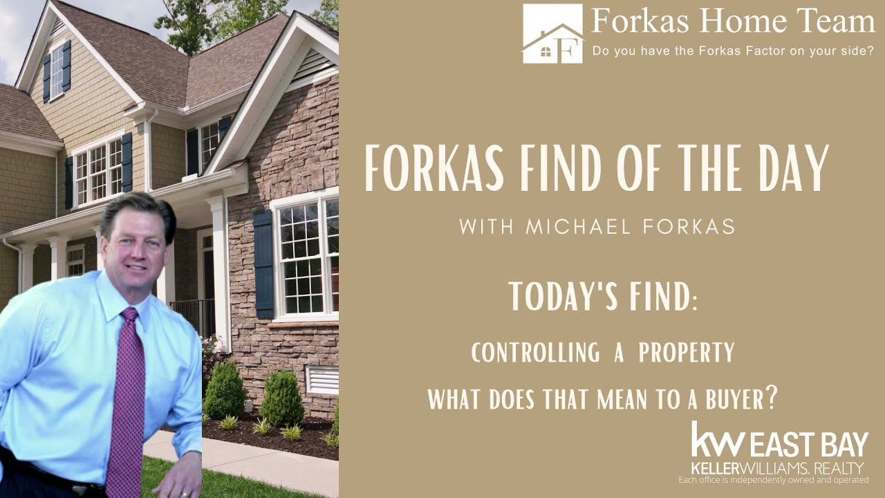 Controlling the Property: Your Forkas Find of the Day