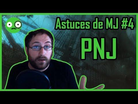 Astuces de MJ 4 - Les PNJ