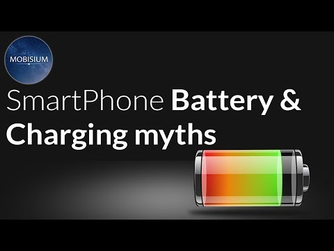 Smartphone Battery and Charging Myths
