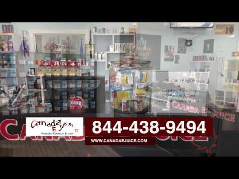 Canada E-Juice—Canada's Premier E-Juice Online Supplier
