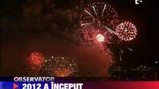 Noua Zeelanda Insulele Marshall si Australia au trecut deja in 2012 31 DECEMBRIE 20