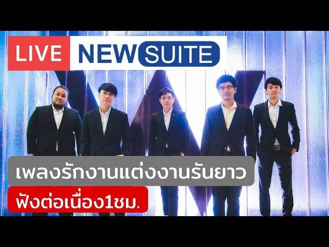 วงดนตรีงานแต่งงาน New Suite | เพลงรักงานแต่งงานรันยาวฟังต่อเนื่อง1ชม.