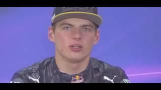 Max Verstappen Nederlandse Persconferentie na GP Brazilië