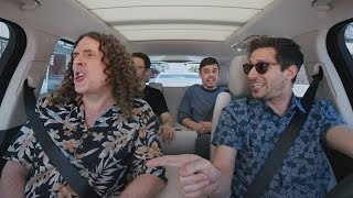 "The Apple TV app — Carpool Karaoke: The Series — ""Weird Al"