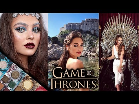 Fashion Finds - Urban Decay x Game Of Thrones Collection