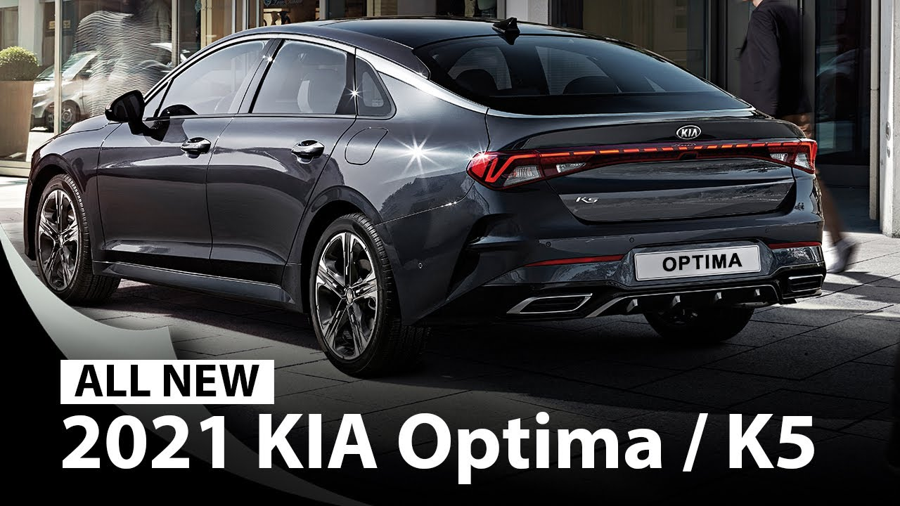 2021 Kia Optima Raises The Style Bar For Mid Size Sedans Youtube