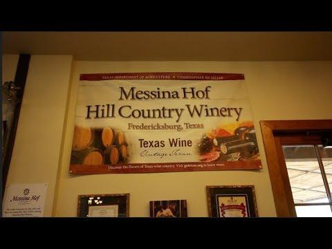 Messina Hof Wine Tasting! Fredericksburg, TX