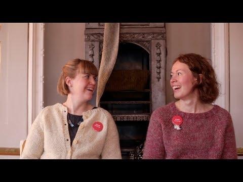 Strikketerapi: Episode 26 - Strikk i arv - Oslo strikkefestival 2017