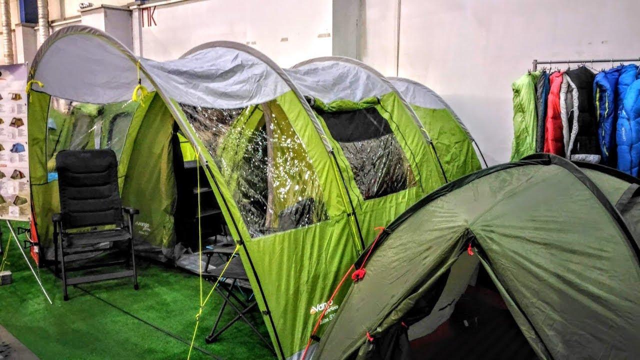 Выбираем БОЛЬШУЮ кемпинговую палатку \ Рыбалка Охота Туризм 2019
