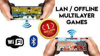 Top 10 Offline Lan Multiplayer Games For Android/ios 2019 | Use Local Wifi & Bluetooth To Play
