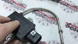 07C919529K Датчик температуры выхлопных газов 7-12 цилиндр Bentley Continental