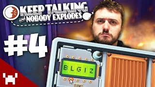 WHAT'S THE PASSWORD!? (Keep Talking and Nobody Explodes #4)