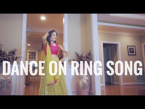 Dance performance on Punjabi Song Ring (by Deep Brar) - Neha Kakkar
