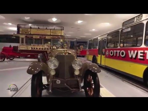 Mercedes-Benz Museum, Stuttgart - Gallery of Voyages