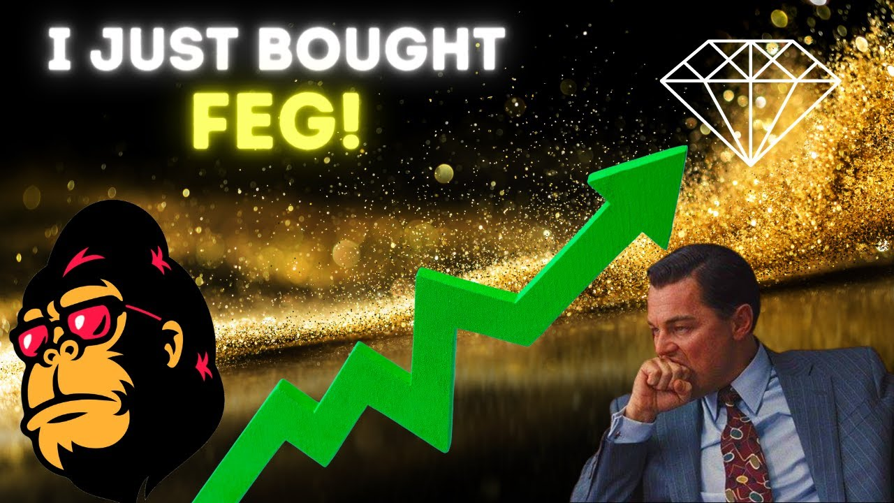 I Just Bought FEG! – Token Makes Millionaires! – Massively HYPED Cryptocurrency!