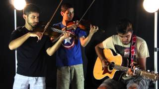 Titanium - Acoustic and Violin instrumental Cover