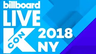 KCON 2018 NY STAR Live Talk with EXID, Golden Child, & Fromis_9!   Billboard