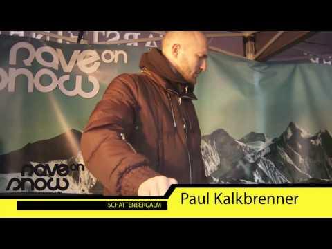"Rave on Snow 2009   Paul Kalkbrenner  live auf dem Schattberg Teil1/3     ""best quality"""