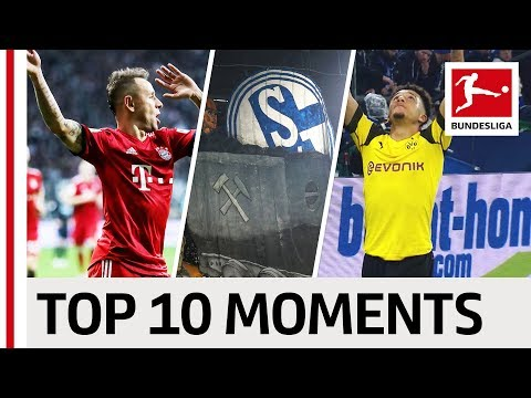 Top 10 Moments December 2018 - The Revier Derby, Records and Bayern Back on Track