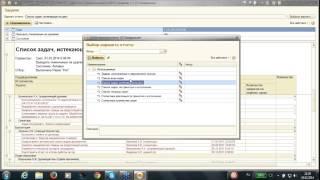 Запись вебинара 2014 02 24 Контроль исполнительской дисциплины в 1С Документооборот