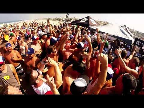 Pennywise - Bro Hymn - Hermosa Beach Iron Man - July 4th, 2014