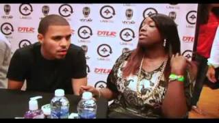 J.Cole (Rare Interview) Most Important Lesson Learned and Meets His Biggest Fan! (EYA ep.1)