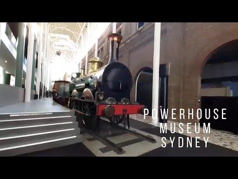 Powerhouse Museum Sydney Australia 2020