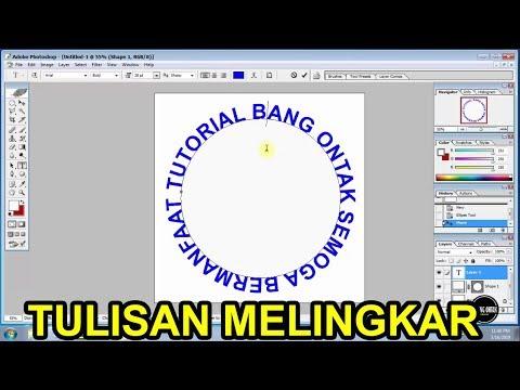Cara Membuat Logo 3D Di PixelLab - Tutorial Terbaru.