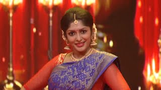 Paadam Namukku Paadam | Graceful dance performance of Rashmi | Mazhavil Manorama