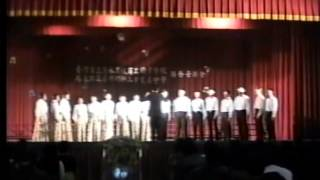 Plink Plank Plunk (宽中合唱团1995 - 台湾淡水)