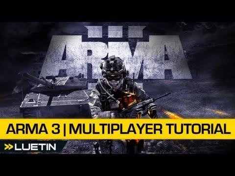 Arma 3 Beginners Guide | Multiplayer Tutorial Invade & Annex part 2