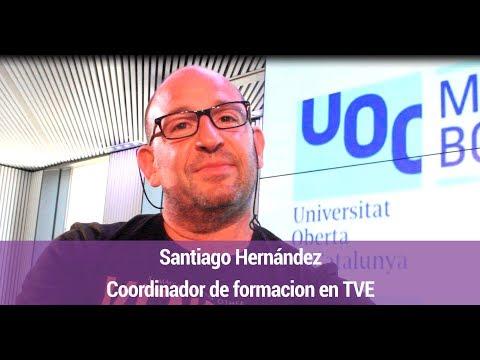 Sobre periodismo digital y la irrupción del mobile journalism con Santiago Hernández