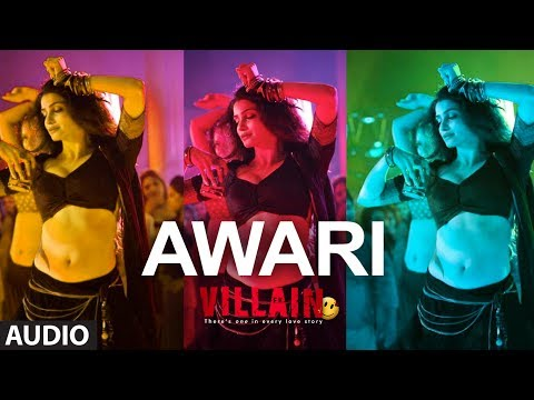 Awari Full Audio Song  Ek Villain  Sidharth Malhotra  Shraddha Kapoor