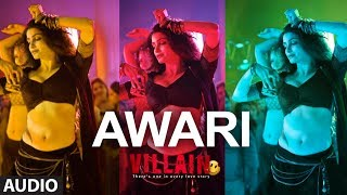 Download Video Awari Full Audio Song | Ek Villain | Sidharth Malhotra | Shraddha Kapoor MP3 3GP MP4