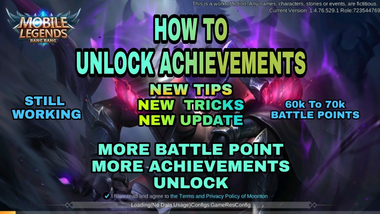 How To Unlock Achievements 60k To 70k BP | New Tips And Tricks Still Working