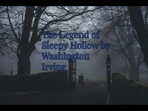 The Legend of Sleepy Hollow by Washington Irving ( audio book)