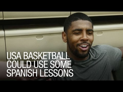 USA Basketball Could Use Some Spanish Lessons