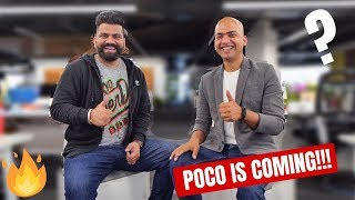 POCO Is Coming Soon!!! POCO is Confirmed - World Exclusive News!!! Ft. Manu Kumar Jain 🔥🔥🔥