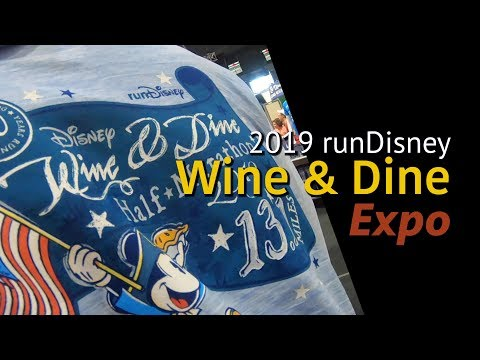 2019 RunDisney Wine & Dine Expo