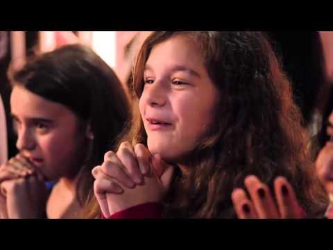 11-Year Old Precious Sings David Guetta's Titanium - Wow - Voice Kids