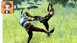 Overgrowth Beta Gameplay | BADASS BUNNY BRAWLER