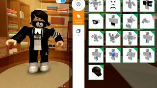 HOW TO MAKE A OUTFIT ON ROBLOX WITH PHONE,TABLET AND ANY MOBILE OR TABLET