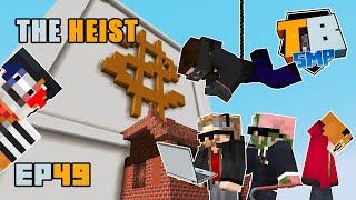 THE HEIST | Truly Bedrock Season 2 [49] Minecraft Bedrock