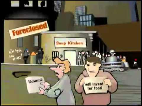 Банки: пирамида долгов и  финансовая система мира ч3.
