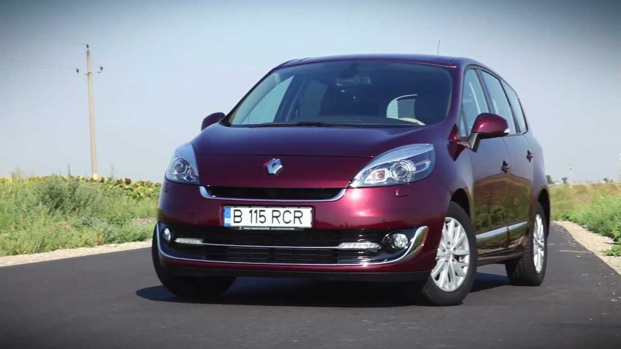 New 2012 Renault Grand Scenic Collection Review