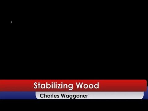 stabilizing wood