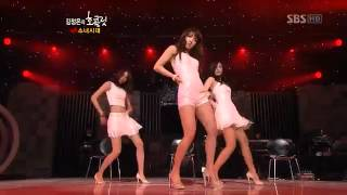 SNSD-Poker Face, Wannabe, Deja vu, Sweet Dreams,Get The Party Started,Oh!  - Apr10.2010 MP4 - Stafaband