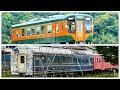 東海圏に復活した湘南色と、天竜二俣の保存車両!天竜浜名湖鉄道