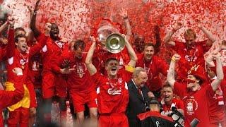 Istanbul 2005 Liverpool