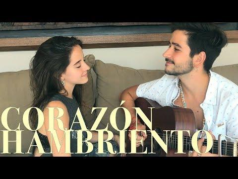 Camilo y Evaluna - Corazón Hambriento (COVER)